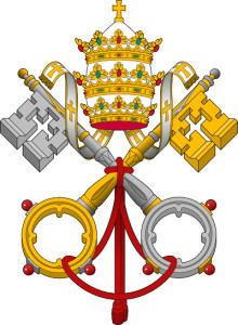 Emblem_of_Vatican_City: Why I believe in the Catholic Church